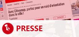 Espace Presse Citeamup