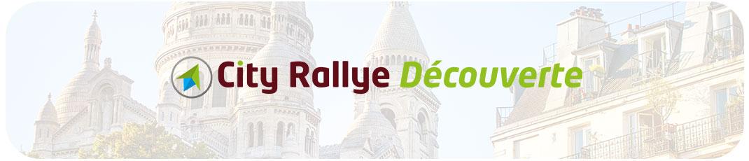 City Rallye Découverte - Rallye Urbain, Chasse au Trésor, Jeu de Piste, Rallye Photo, Course d'orientation par Citeamup.com