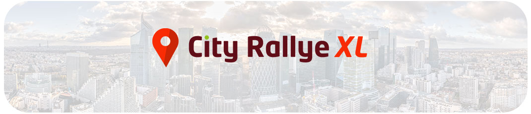 Options disponibles pour le City Rallye XL - Animation, Traduction, Adaptation, personnalisation