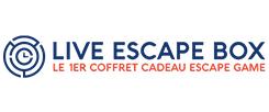 Live Escape Box - Partenaire de Citeamup